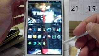 JonRom V9 Dirty Flash Galaxy Note GT-N7000