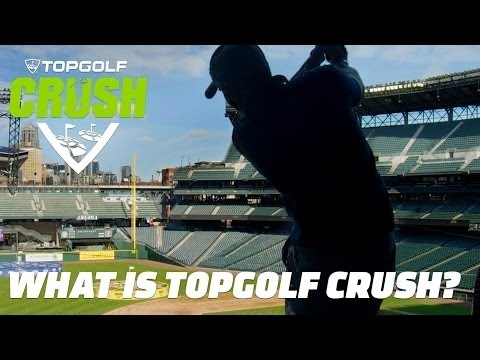 What is Crush? | Topgolf