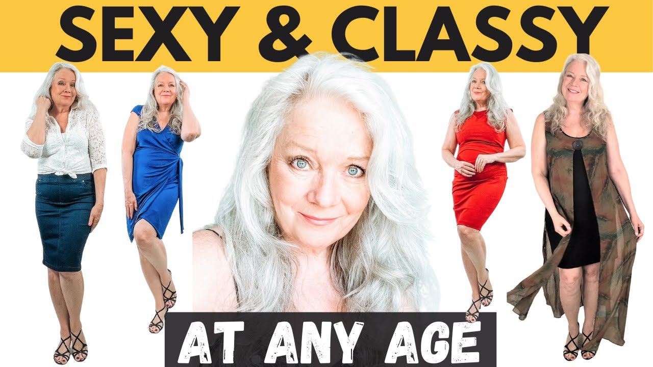 8 SEXY CLASSY STYLES TO FEEL & LOOK 10 YEARS YOUNGER