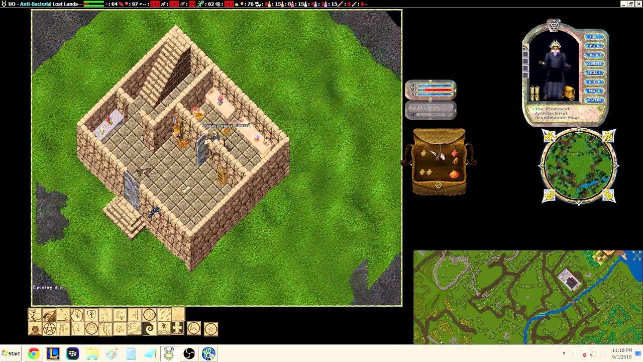 Black sandals ultima online - Ultima Online Evil Mage Tower T2a Uo Lostlands