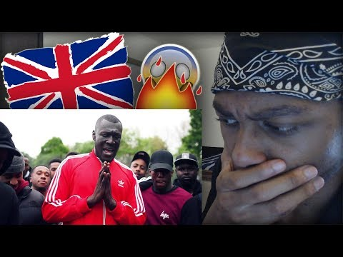 AMERICAN FIRST REACTION TO UK RAP DRILL/GRIME ft. Stormzy, Fredo, AJ Tracey, Giggs & MORE!