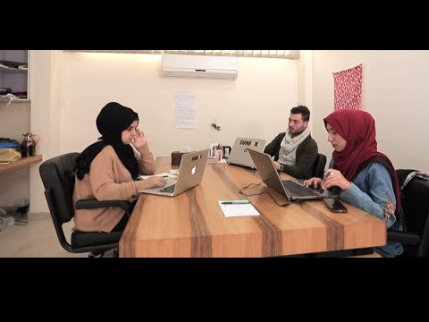 Meet Majd from Gaza: Innovation Against All Odds