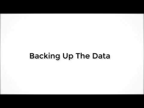 Cabinet Vision Tutorial (Intermediate 6) - Data Backups and Transfers