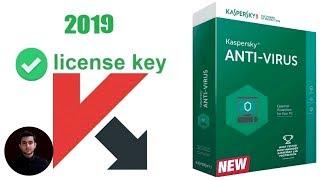 kaspersky free licence key 2019