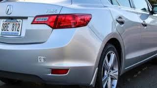 2014 Acura ILX 4dr Sedan 2.0L Sedan - HONOLULU, HI