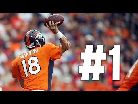 Peyton Manning #1