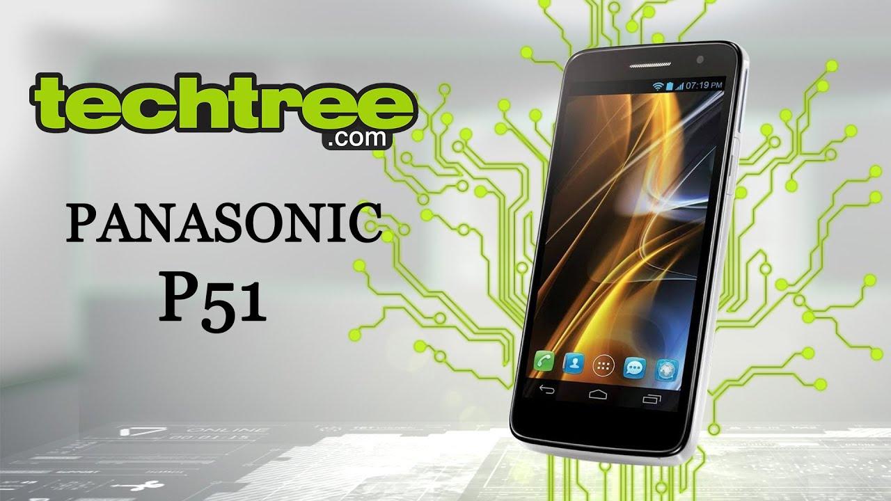 Panasonic P51  Smart Phone Review