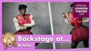 & Juliet in costume!