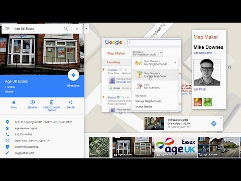 Relationship between Google Local Guides Maps Mapmaker We Live We Learn