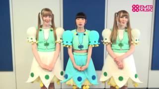 EMTG MUSIC にてピンキー!ノーラ&ペトラのインタビュー&コメント動画...