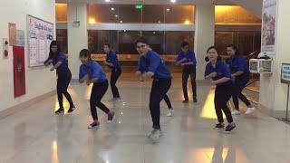 """Hướng dẫn flashmob """"Bống bống bang bang"""""""