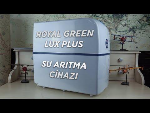 Royal Green Lux Plus Su Arıtma Cihazı