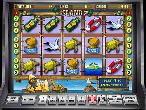 Игровой автомат Island 2 играть бесплатно