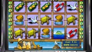 видео Игровой автомат Робинзон играть без регистрации