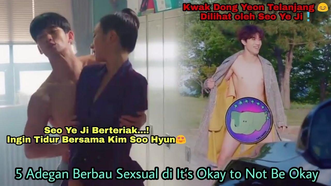 5 Adegan di It's Okay to Not Be Okay Yang Mendapat Teguran Dari KCSC