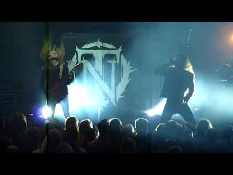 Nailed to obscurity - Black frost - live in Sofia, 23.01.2019 HD Mp3