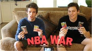 One of MOOCHIE MOBCITY's most viewed videos: IRL NBA GAME OF WAR!!! ft. JESSERTHELAZER