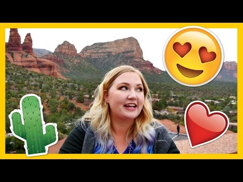 OBSESSED WITH THIS PLACE! 😍 ❤ Sedona, Arizona 🏜 Full Time RV Living 🚌