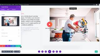 How to use Divi Fluid Styles to quickly change a premade layout to a new look
