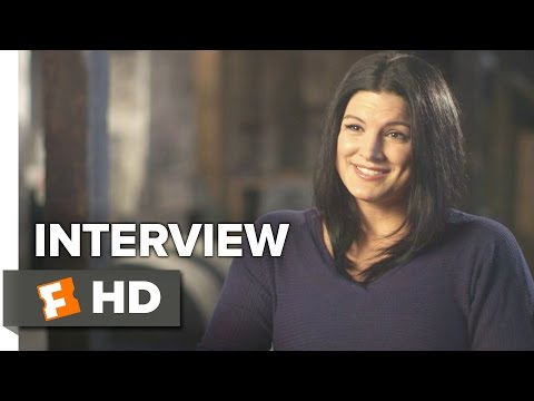Deadpool Interview - Gina Carano (2016) - Action Movie HD