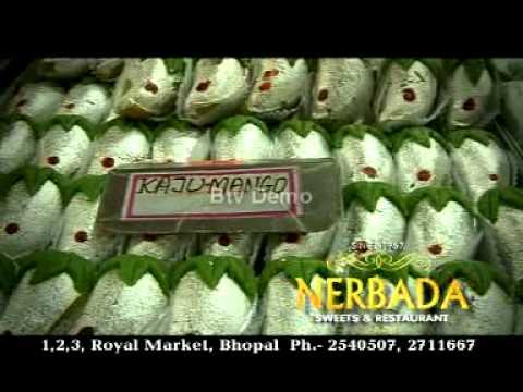 nerbada sweets, bhopal.DAT