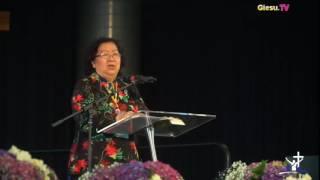 Bài Giảng:  Tôi Chờ đón Chúa - Bà Mục Sư Phạm Xuân Thiều - Giesu.TV