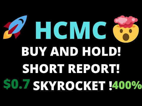 HCMC SHORT REPORT! THIS COULD EXPLODE! - BUY AND HOLD!- DONT MISS OUT!-HCMC Stock Update & Analysis