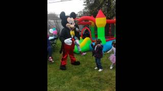Mickey Mouse got moves