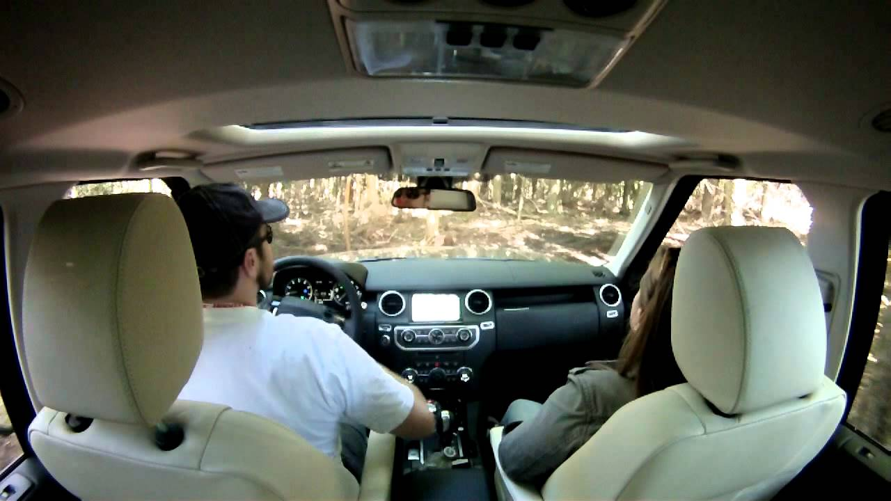 Monticello Motor Club >> 2014 Land Rover LR4 - OFF-ROAD - YouTube