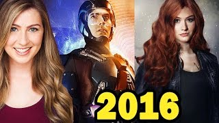 MOST ANTICIPATED TV SHOWS - Spring 2016