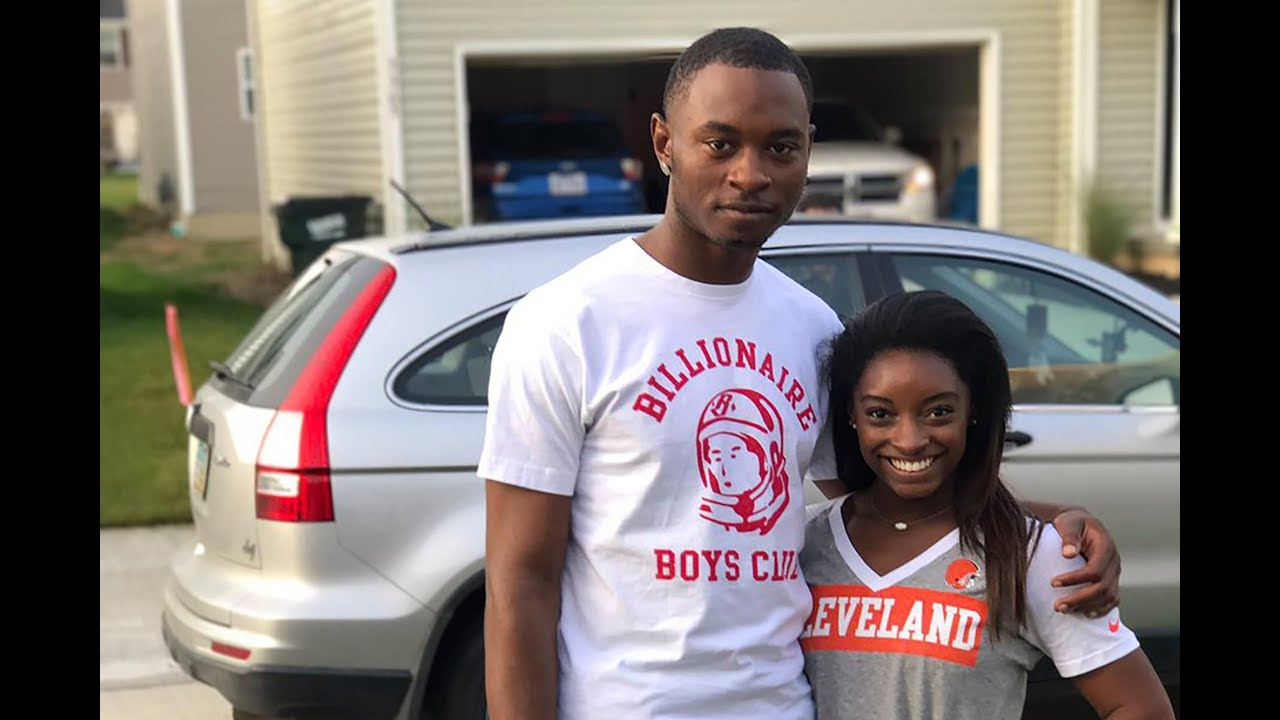 Simone Biles' brother was on active duty in the Army, busted after cheek swab