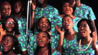 Olumide Iyun leading Ondo State Youth Mass Choir to perform Behold the King (Divine Agenda)