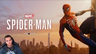 Let's Play Spider-Man PS4 Live