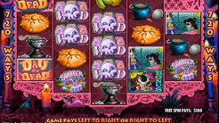 IGT Day of the Dead Online Slot Machine Game Play