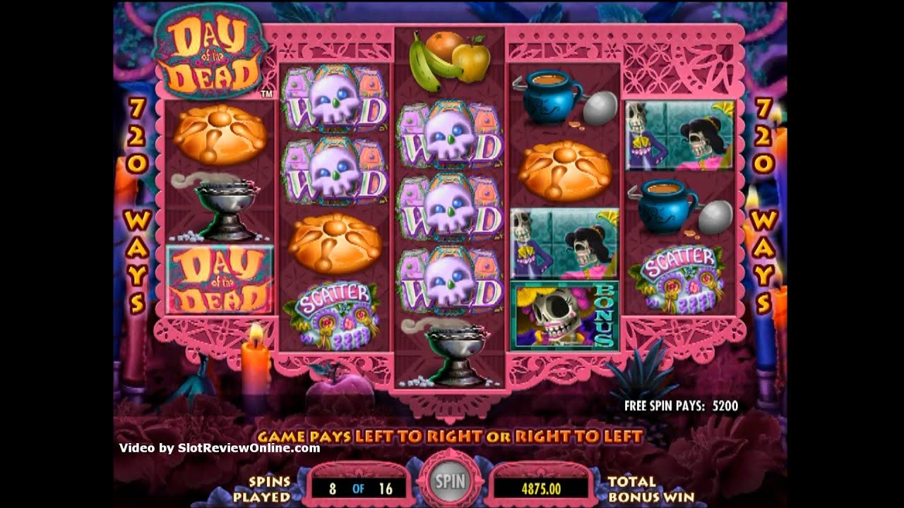 The Dead Escape Slots - Find Out Where to Play Online