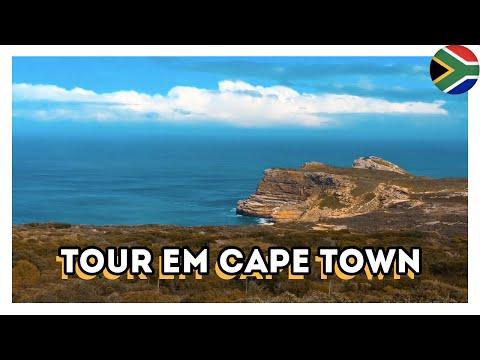 Tour em Cape Town - Estevam Pelo Mundo