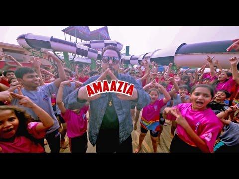 Amaazia Water Park-Theme Song Featuring Badshah