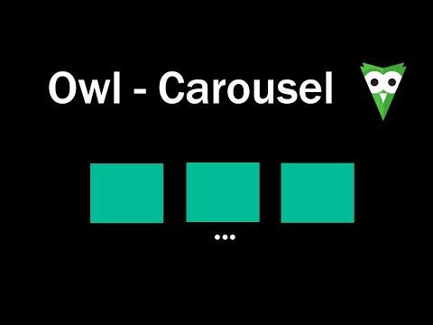 Подключаем слайдер на страницу | Owl Carousel
