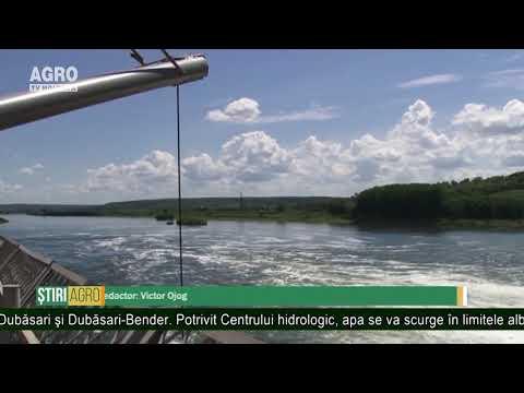 AGRO TV News – Pericol De Inundaţii în Lunca Râului Nistru