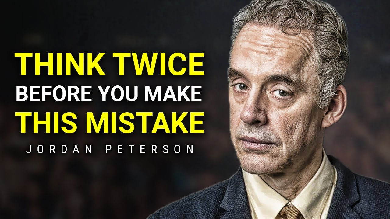 STOP MAKING A FOOL OF YOURSELF | Jordan Peterson Motivation