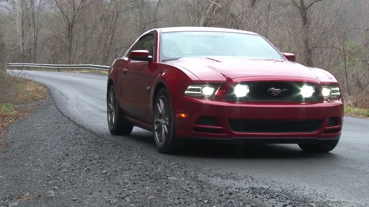 2013 Ford Mustang Gt Drive Time Review With Steve Hammes