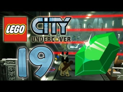 Let's Play Lego City Undercover Part 19: Der Smaragd ist unser!