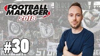Let's Play Football Manager 2018 #30 - Wichtige Partie gegen den SKN St. Pölten [SK Sturm Graz]