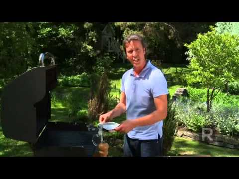 Direct & indirect BBQ cooking
