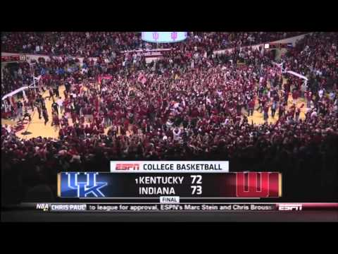 Iu Buzzer Beater Vs. Kentucky Hd