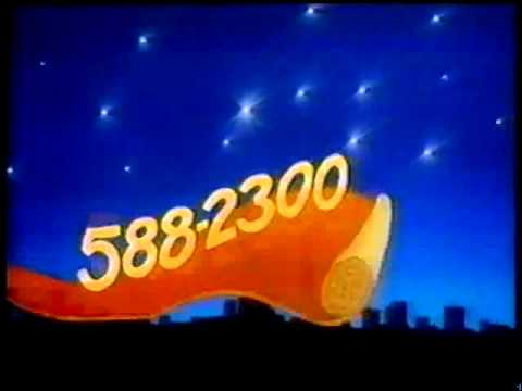 "Empire Today - ""588-2300, If You Know The Rest Of That Famous Number.."""