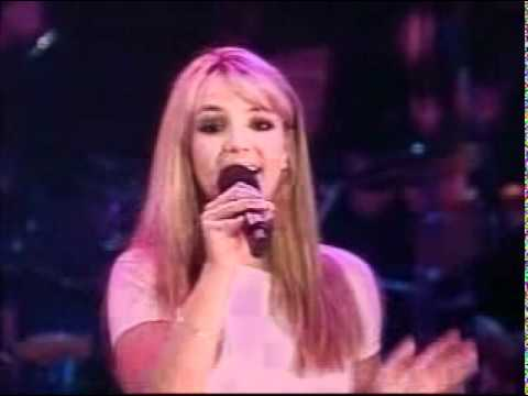 Britney Spears Sometimes Live Rosie O'Donnell 1999