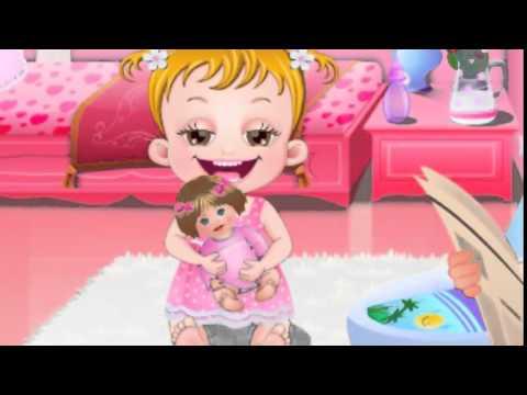 Малышка Хейзел: День святого Валентина - игра для девочек