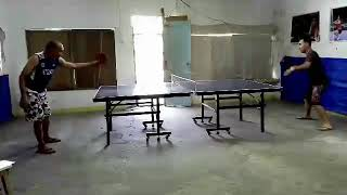 PING PONG DAY 1 WITH BIBOY AND JEAN