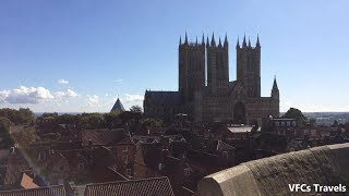 Lincoln, England - Historic Cathedral, Castle, Food and Tours!